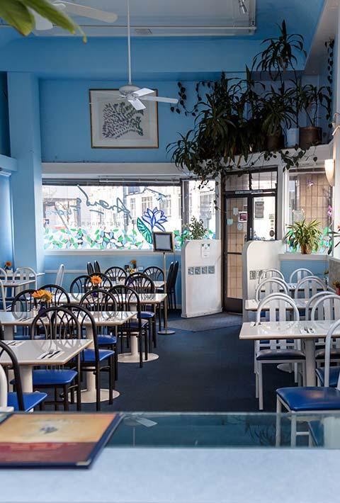 About Ananda Fuara Vegetarian Restaurant San Francisco