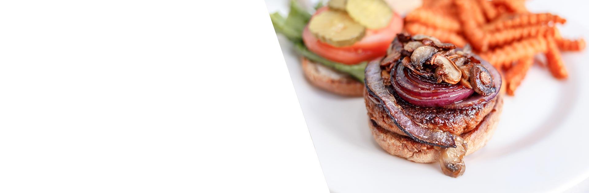 Ananda Fuara Vegetarian Restaurant San Francisco Beyond Burger