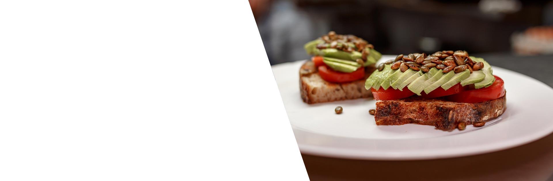 Ananda Fuara Vegetarian Restaurant San Francisco Ananda Fuara Vegetarian Restaurant San Francisco Avocado Toast